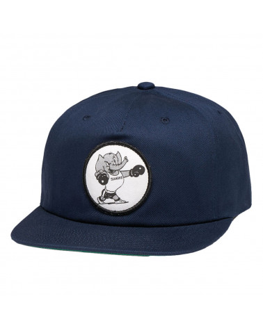 Diamond Supply Co. - Cappello Havyweight Mascot Snapback - Blu