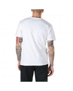 Vans T-Shirt - Classic - White/Black