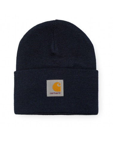 Carhartt Wip - Cappello Acrylic Watch Hat - Navy