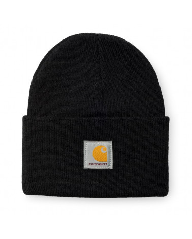 Carhartt Wip - Cappello Acrylic Watch Hat - Black