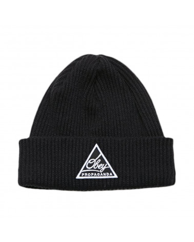 Obey - Cappellino Escape Beanie - Black