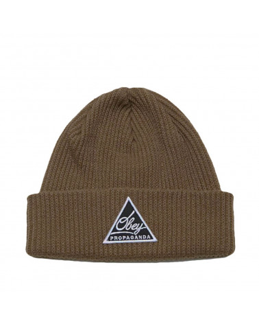 Obey - Cappellino Escape Beanie - Army