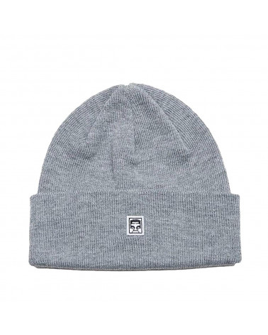 Obey - Cappello Eighty Nine Beanie - Heather Grey