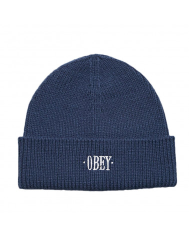 Obey - Cappello Shady Beanie - Navy