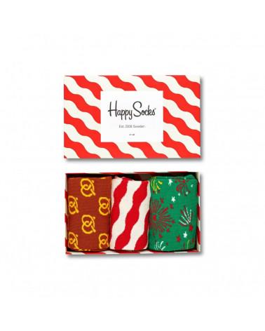 Happy Socks - X-Mas Gift Box