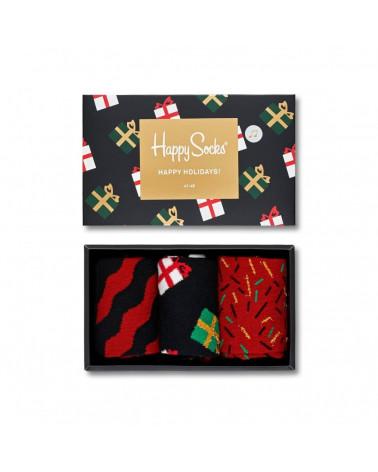 Happy Socks - Singing X-Mas Gift Box