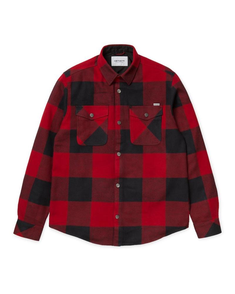Carhartt - Graham Shirt - Blast/Red