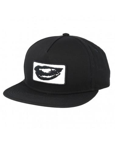 Neff - Snapback Graphite - Black
