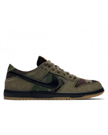 Nike SB - Dunk Zoom Low Pro - Camouflage