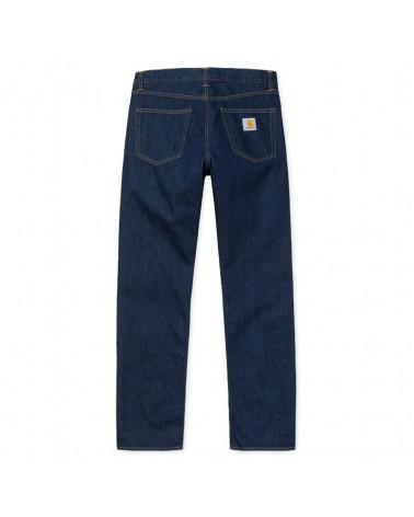 Carhartt Wip - Jeans Pontiac Pant - Blue Rinsed