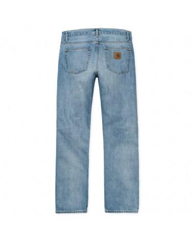 Carhartt - Jeans Davies Pant - Blue True Bleached