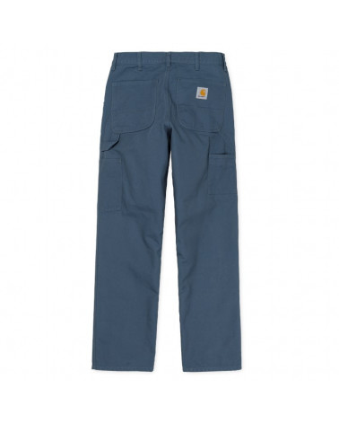 Carhartt - Pantalone Single Knee Pant - Blue Stone Bleached