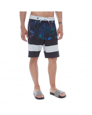Costume Mare Vans Era Boardshort Neo Jungle Black