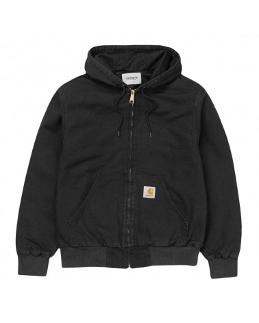 Giacca Carhartt WIP Giacca Active Jacket Black