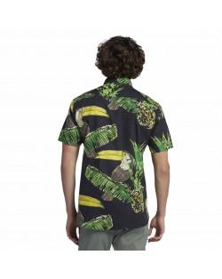 Hurley Short Sleave Toucan Black