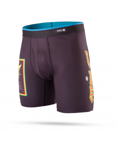 Stance Boxer Bad Brains Boxer Brief - Black