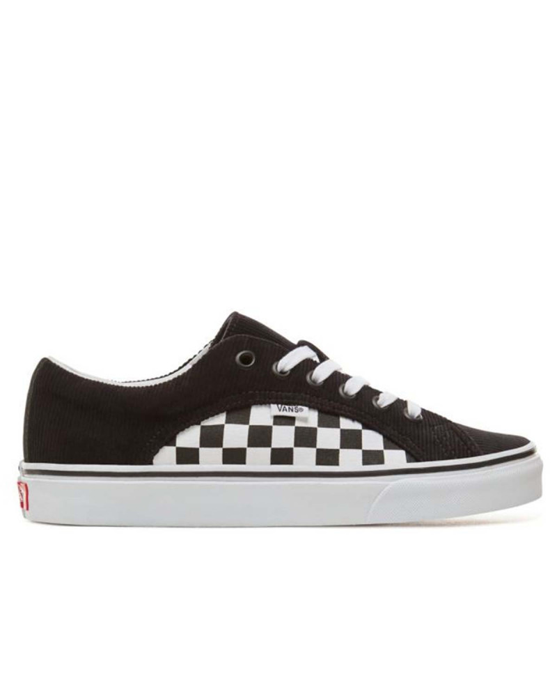 Vans - Lampin Checker/Cord - Black/True White