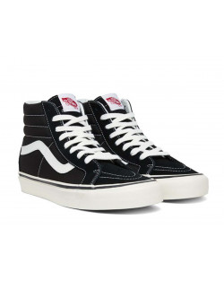 Vans - Sk8-Hi 38 DX Anaheim Factory - Black/True White