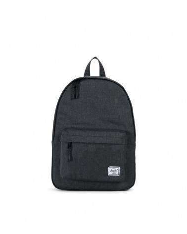 Herschel - Zaino Classic Backpack - Black Crosshatch