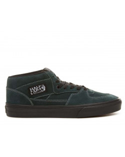 Vans - Half Cab - (Black Outsole) Darkest Spruce/Black