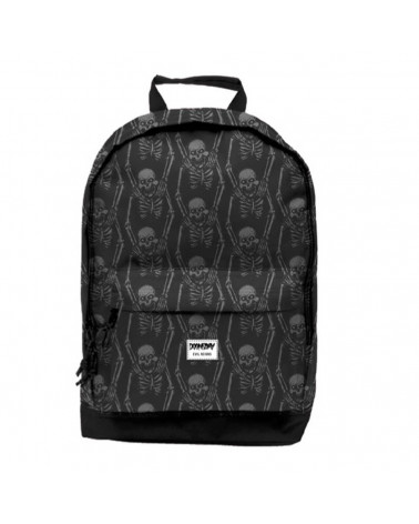 Doomsday - Chocke Backpack - Black