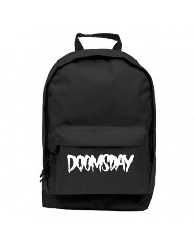 Doomsday - Zaino Logo Backpack - Black