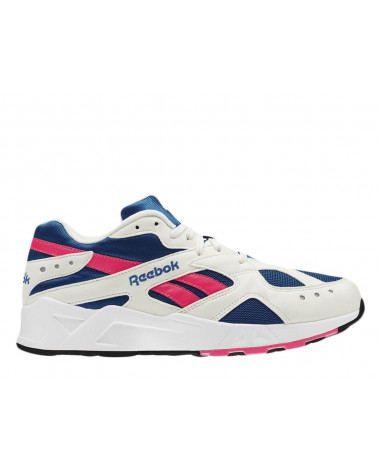 Scarpe Reebok Classics Aztrek Originals Chalk/Collegiate Royal/Bright Rose/White