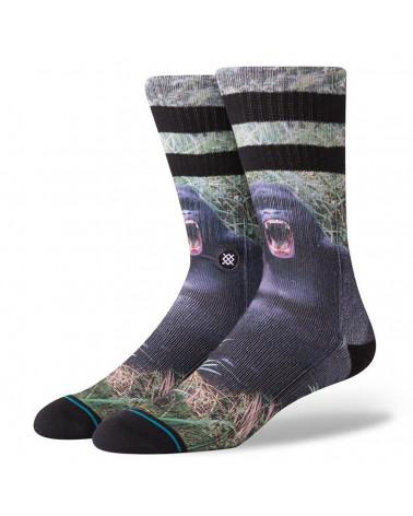 Stance - Calze Gorilla Harambe - Black