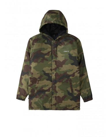 Obey - Singford Parka Jacket - Camo