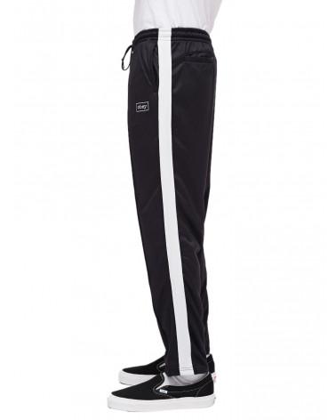 Obey - Pantaloni Borstal Track Pant - Black