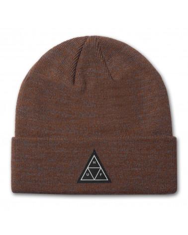 HUF - Cappellino Triple Triangle Beanie - Terra Cotta