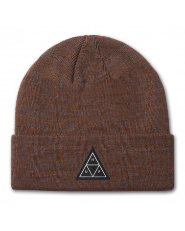 HUF - Triple Triangle Beanie - Terra Cotta