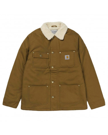 Carhartt Fairmount Coat Hamilton Brown