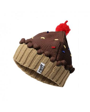 Neff - Cappello Cupcake - Chocolate