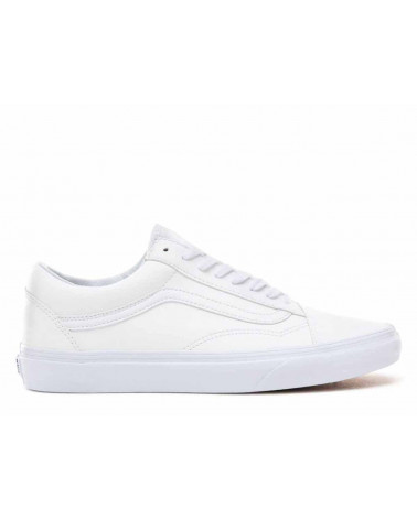 Vans Old Skool Classic Tumble - True/White