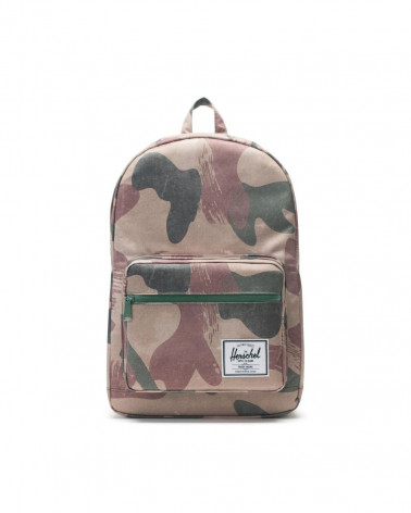 Herschel Zaino Pop Quiz Backpack - Brushstroke Camo