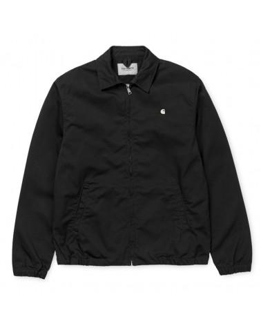 Carhartt Wip Giacca Madison Jacket - Black/White