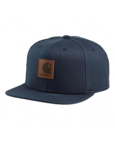 Carhartt Wip Cappello Logo Cap - Blue