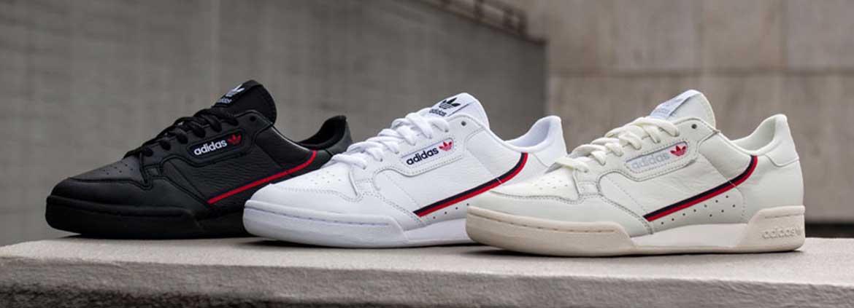new product b9f50 b4795 Adidas Continental 80