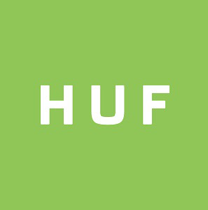 Huf t-shirt size guide