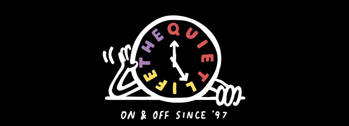 T-Shirt The Quiet Life